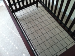 Crib Mattress: Replacement Crib Mattress Spring Frame