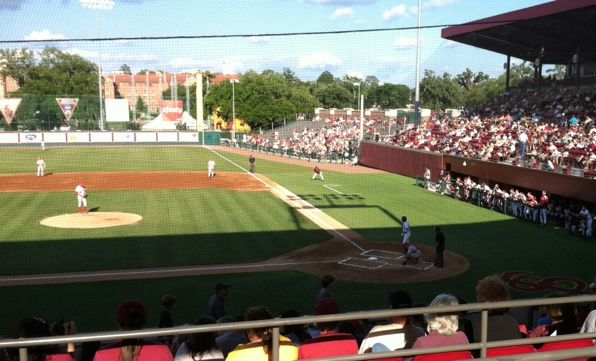 FSU Seminoles vs N.C. State at Dick Howser Stadium