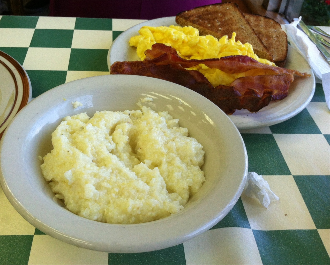 Grits from Uptown Cafe - Tallahassee, FL