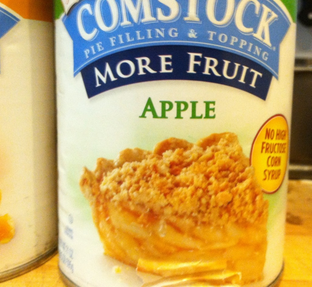Apple Pie Filing - Comstock