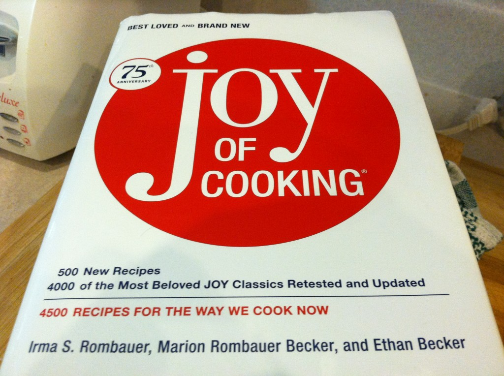 Book - The Joy Of Cooking