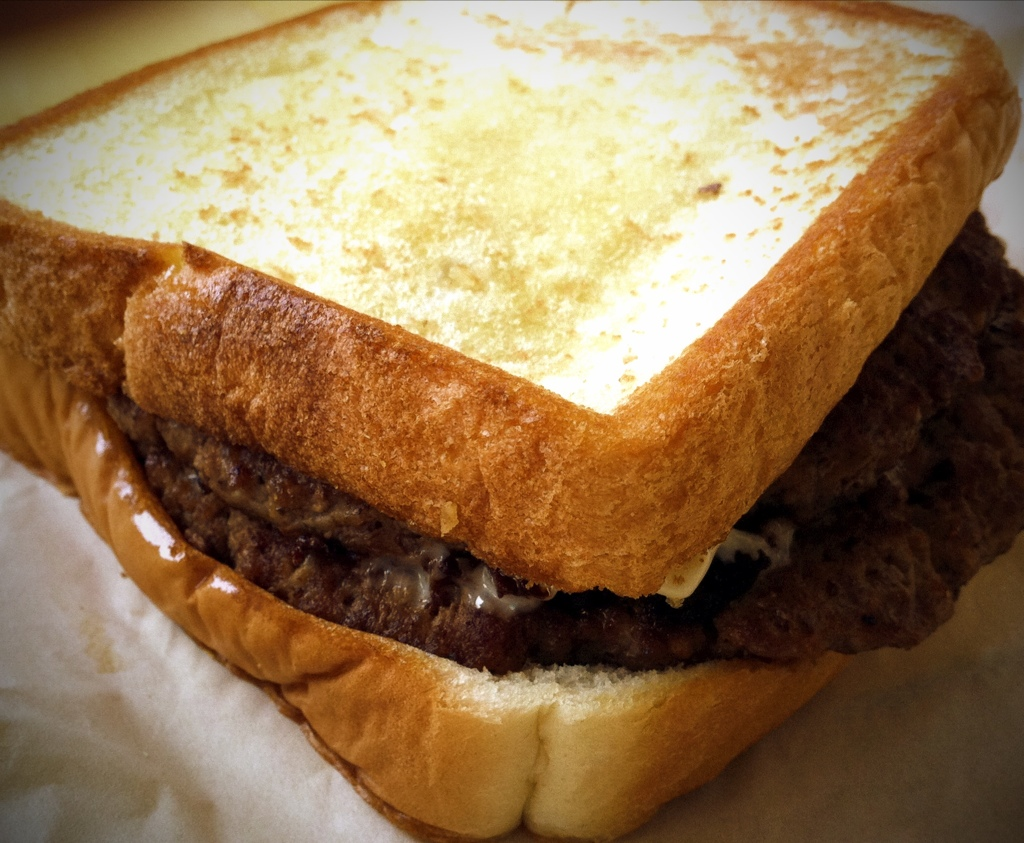 Patty Melt from Whataburger