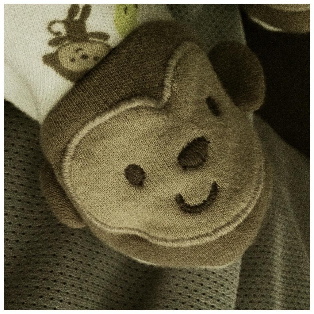 Monkey Feet