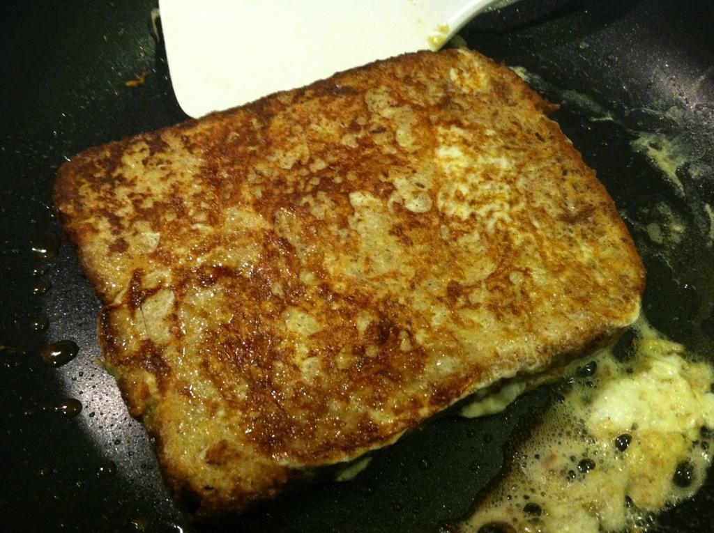 Cinnamon Brioche French Toast