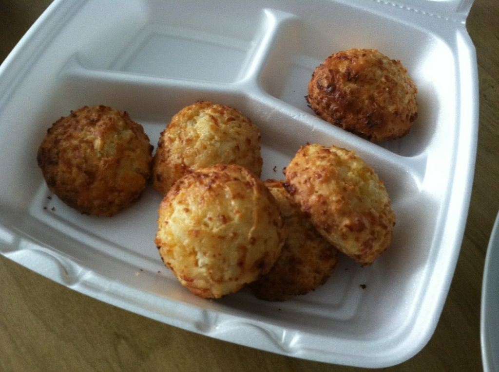 Piggy's BBQ - Cheesy Biscuits