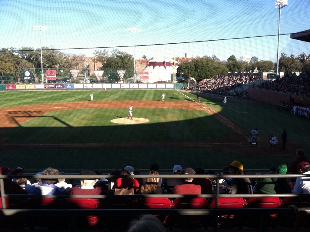 FSU Seminoles Baseball Opening Day 2013 at Dick Howser Stadium