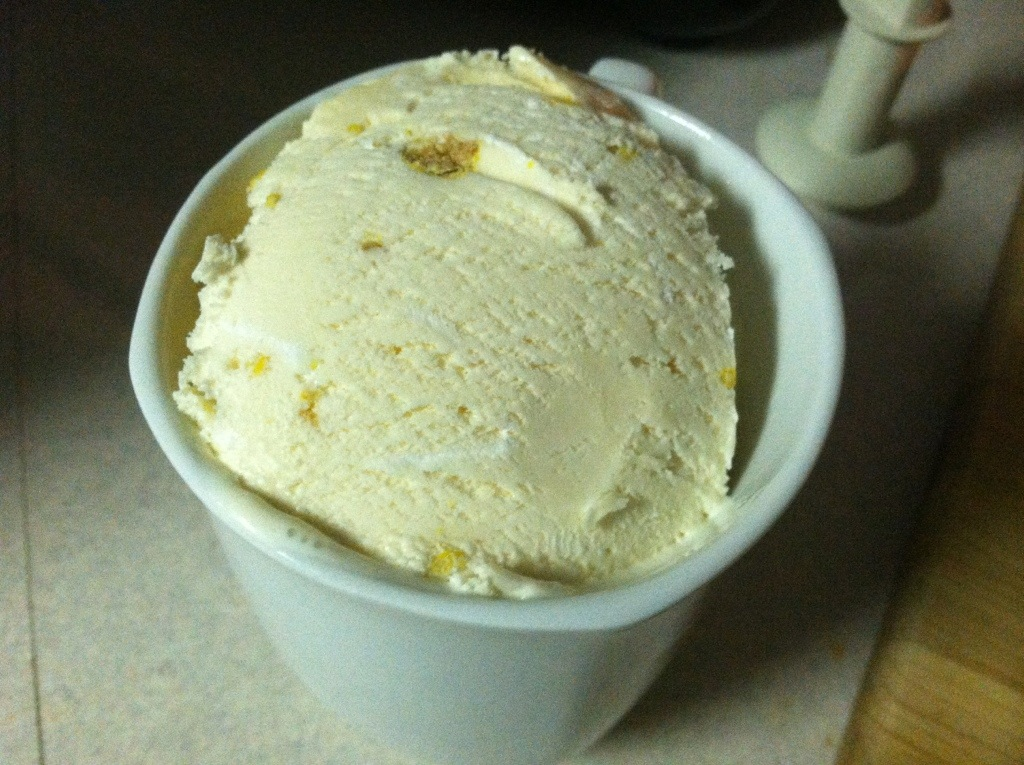 Publix Lemon Sugar Cookie Ice Cream